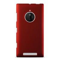 Пластиковый чехол серия Newlook для Nokia Lumia 830 Красный