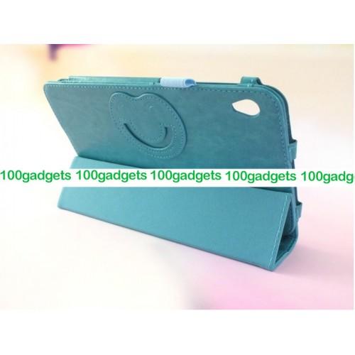 Чехол подставка двухформатный с рамочной защитой для планшета Acer Iconia W3
