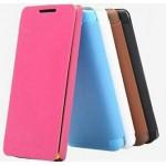 Тонкий чехол флип для Alcatel One Touch Idol 2 S