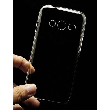 Силиконовый транспарентный чехол для Samsung Galaxy Ace 4