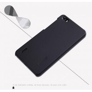 Пластиковый премиум матовый нескользящий чехол для Huawei Honor 6