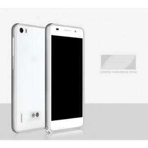 Металлический алюминиевый бампер для Huawei Honor 6