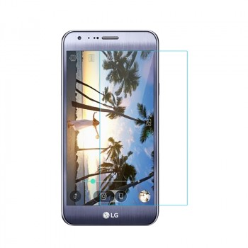 Ультратонкое износоустойчивое сколостойкое олеофобное защитное стекло-пленка для LG X cam
