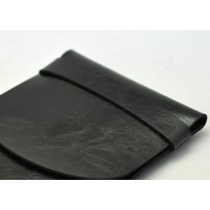 Кожаный вощеный мешок для наушников AirPods