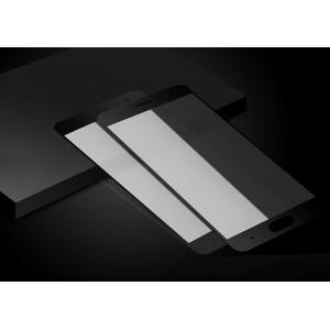 Полноэкранное ультратонкое износоустойчивое сколостойкое олеофобное защитное стекло-пленка для Xiaomi RedMi Pro Черный