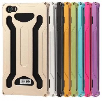 Металлический сгибоизолирующий чехол для Iphone 6 Plus