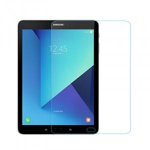 Ультратонкое износоустойчивое сколостойкое олеофобное защитное стекло-пленка для Samsung Galaxy Tab S3