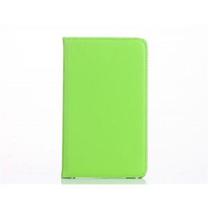 Роторный чехол книжка подставка на непрозрачной поликарбонатной основе с поддержкой кисти для Huawei MediaPad T3 10