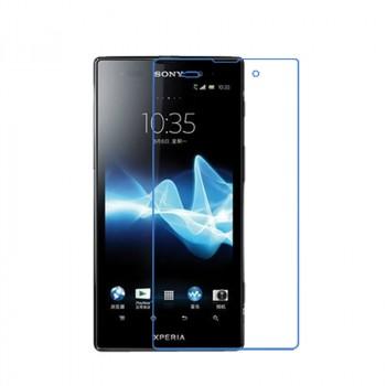 Защитная пленка для Sony Xperia ion
