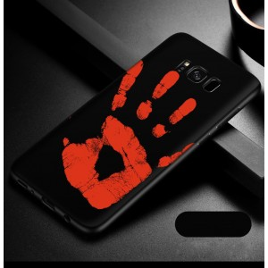 Эксклюзивный термосенсорный силиконовый матовый непрозрачный чехол для Samsung Galaxy S8 Plus