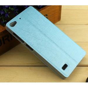 Текстурный чехол флип подставка на присоске для Lenovo Vibe X2
