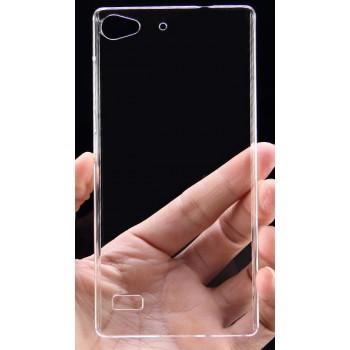 Пластиковый транспарентный чехол для Lenovo Vibe X2