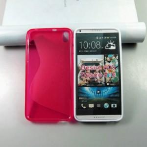 Силиконовый чехол S для HTC Desire 816