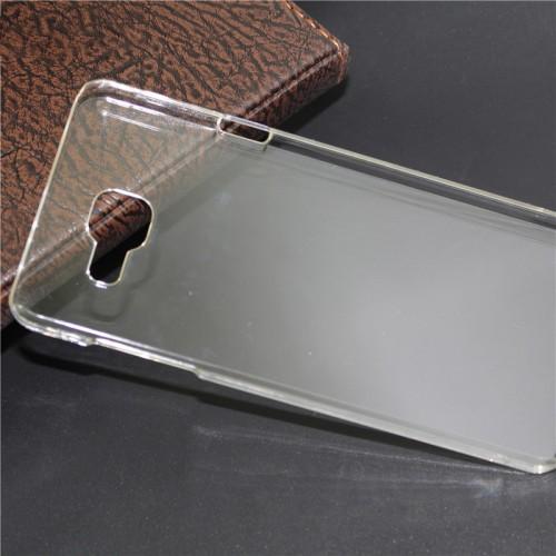 Пластиковый транспарентный чехол для Samsung Galaxy A5 (2016)