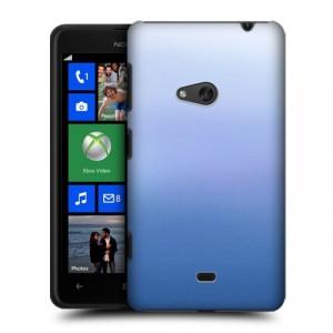 Градиентный пластиковый чехол для Nokia Lumia 625