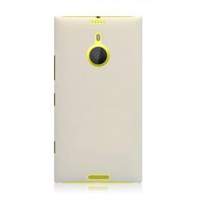 Пластиковый чехол для Nokia Lumia 1520 Белый