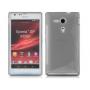 Силиконовый чехол S для Sony Xperia SP