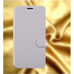 Чехол горизонтальная книжка (флип) подставка на пластиковой основе с отделением для карт на магнитной защелке для ZUK Z1
