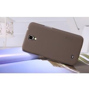 Пластиковый премиум чехол матовый для Samsung Galaxy Mega 6.3 GT-I9200