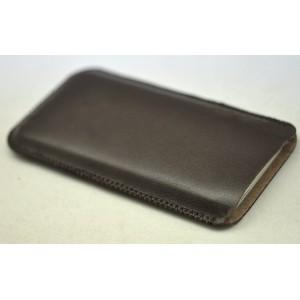 Кожаный мешок для Blackberry Passport Коричневый