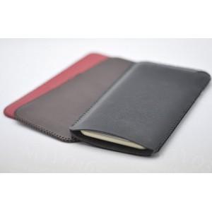 Кожаный мешок для Blackberry Passport Черный