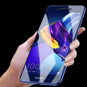 Ультратонкое износоустойчивое сколостойкое олеофобное защитное стекло-пленка для Huawei Honor 6C Pro