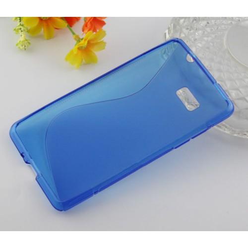 Силиконовый чехол S для HTC Desire 600