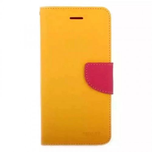 Чехол кожаный книжка горизонтальная для LG Optimus G Pro E988 Красный