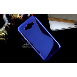 Силиконовый S чехол для Samsung Galaxy E7