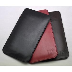 Кожаный мешок для OnePlus X Черный