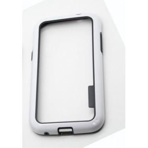 Бампер двухцветный для Samsung Galaxy Core Advance