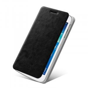 Чехол флип подставка водоотталкивающий для Samsung Galaxy Core Advance
