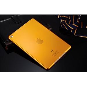 Силиконовый полупрозрачный чехол для Ipad Air Оранжевый