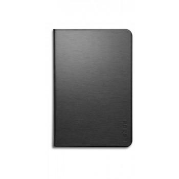 Металлический чехол смарт флип подставка премиум для Ipad Mini 2 Retina Черный