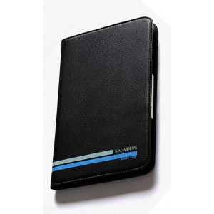 Чехол портмоне подставка серия Sport Lines для LG G Pad 8.3 Черный