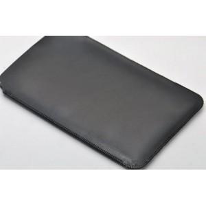 Кожаный мешок для Nokia Lumia 1520 Черный