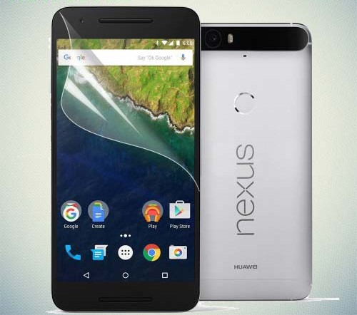 Защитная пленка для Google Huawei Nexus 6P