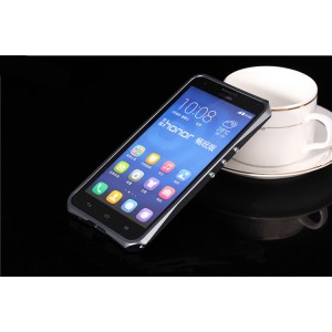 Металлический эрргономичный двухкомпонентный бампер для Huawei Honor 3x