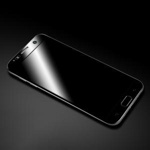 Полноэкранное износоустойчивое сколостойкое олеофобное защитное стекло-пленка для Samsung Galaxy S7