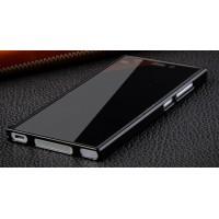 Металлический бампер для Xiaomi MI3 Черный