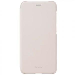 Оригинальный чехол горизонтальная книжка текстура Кожа на пластиковой основе для Huawei Honor 6C Pro