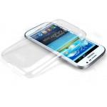 Пластиковый транспарентный чехол для Samsung Galaxy Grand / Grand Neo