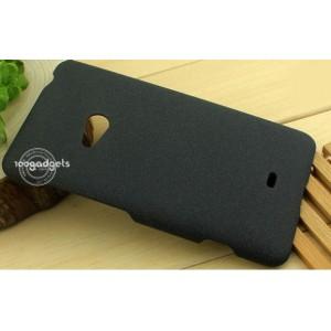 Пластиковый матовый анти-скретч чехол для Nokia Lumia 625
