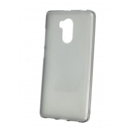 Силиконовый матовый полупрозрачный чехол для Xiaomi RedMi 4 Pro Голубой