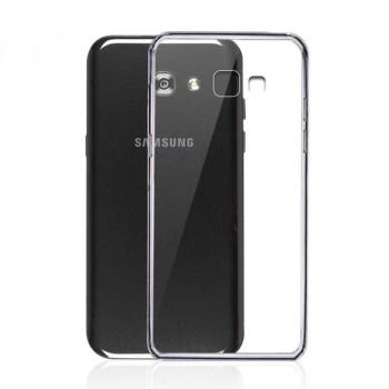 Силиконовый транспарентный чехол для Samsung Galaxy A5 (2016)