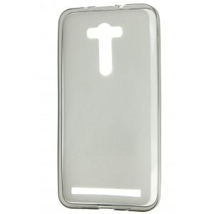 Силиконовый матовый полупрозрачный чехол для ASUS Zenfone 2 Laser 5.5 ZE550KL
