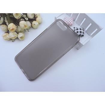 Силиконовый матовый полупрозрачный чехол для Iphone 7 Plus/8 Plus