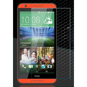 Ультратонкое износоустойчивое сколостойкое олеофобное защитное стекло-пленка для HTC Desire 820