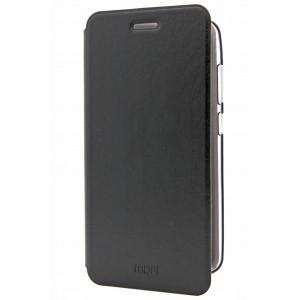 Винтажный чехол горизонтальная книжка подставка на силиконовой основе для Asus ZenFone 3 Zoom