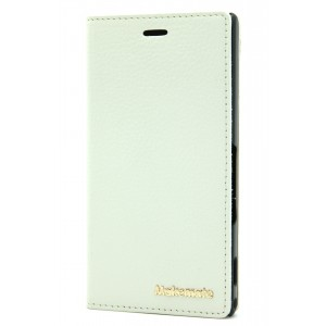 Кожаный чехол портмоне подставка для Sony Xperia M2 dual